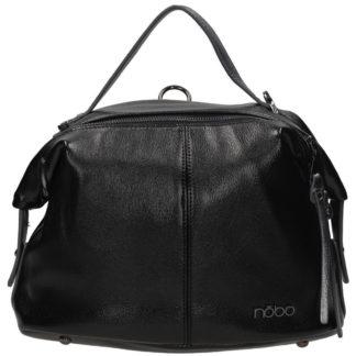 K0080-CM20 czarna torebka nobo